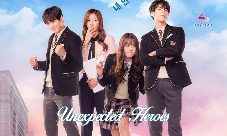 Drama Korea Unexpected Heroes Sub Indo 1 - 10