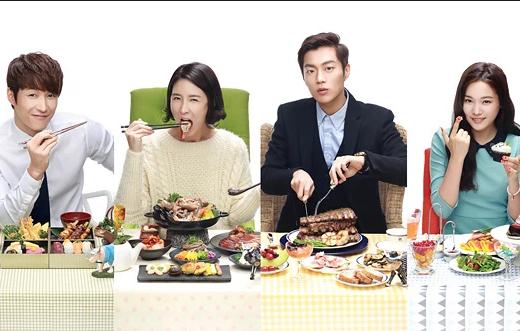 Drama Korea Let's Eat Sub Indo 1 - 16