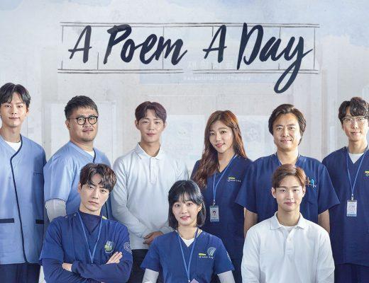 Drama Korea A Poem a Day Sub Indo 1 - 16