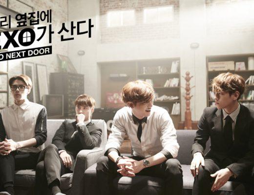 Drama Korea EXO Next Door Sub Indo 1 - 16