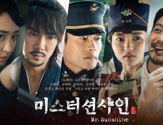Drama Korea Mr. Sunshine Sub Indo 1 - 24