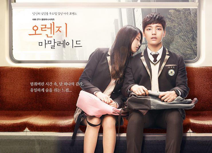 Drama Korea Orange Marmalade Sub Indo 1 - 12