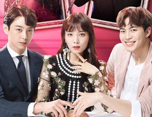 Drama Korea Witch's Love Sub Indo 1 - 16
