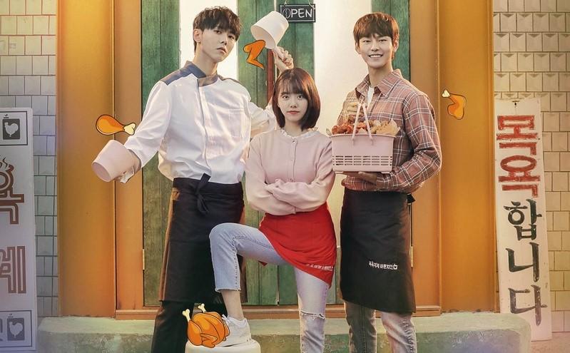 Drama Korea Best Chicken Sub Indo 1 - 12