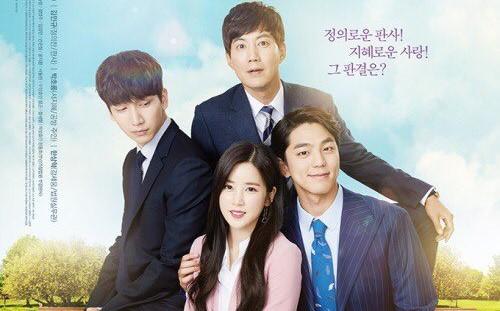 Web Drama Korea Special Laws of Romance Sub Indo 1 - 6
