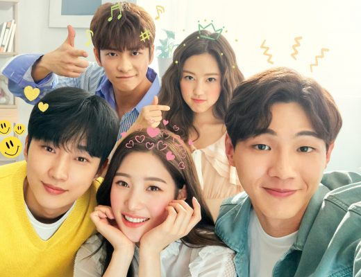 Drama Korea Because It's The First Love Sub Indo 1 - 8