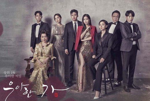 Drama Korea Graceful Family Sub Indo 1 - 16(END)