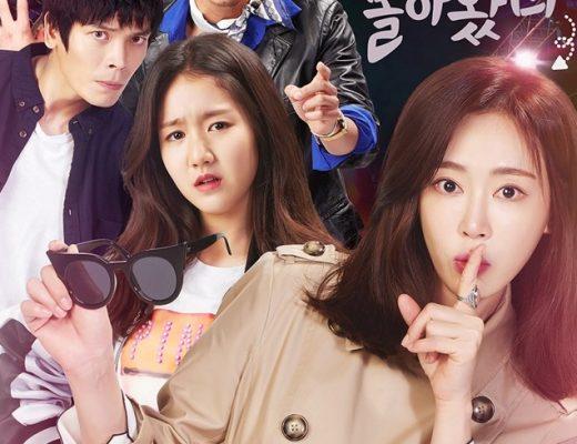 Drama Korea Baek Hee Has Returned Sub Indo Episode 1 - 4