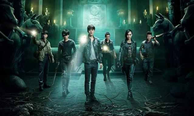 Drama China The Lost Tomb Sub Indo Episode 1 - 12