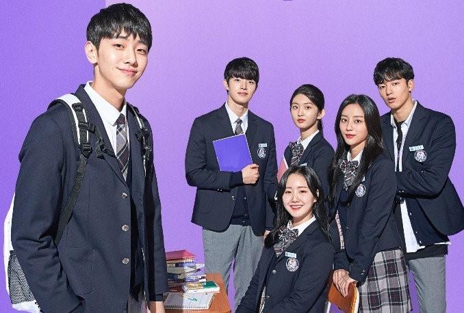 Drama Korea The Temperature Of Language Sub Indo Episode 1 - 16