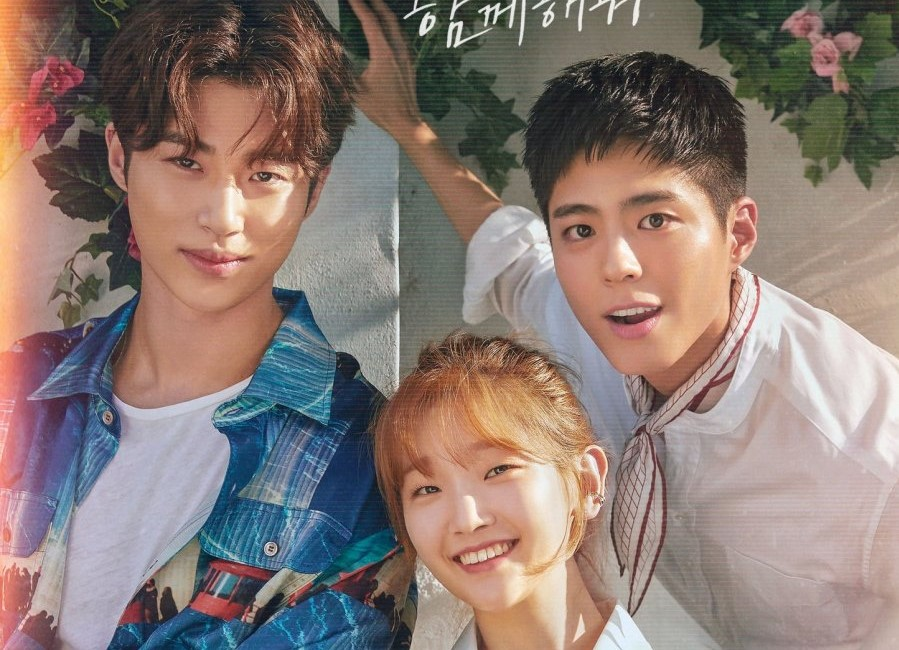 Drama Korea Record of Youth Sub Indo Episode 1 - 16