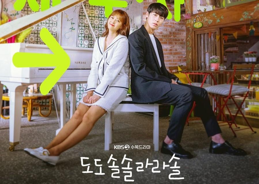 Drama Korea Do Do Sol Sol La La Sol Sub Indo Episode 1 - 16