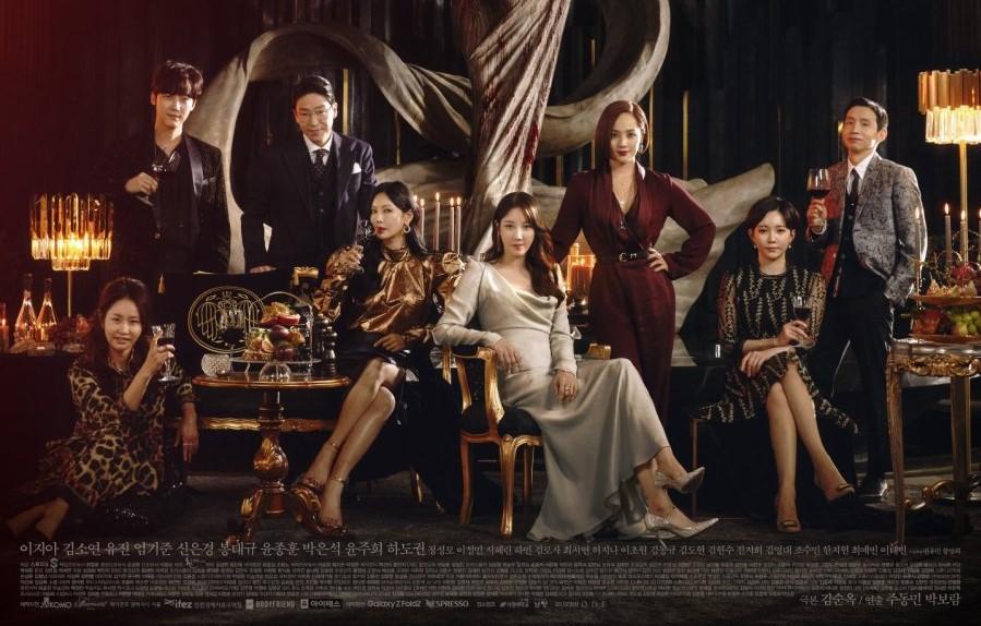Drama Korea The Penthouse War in Life Sub Indo Episode 1 - 20