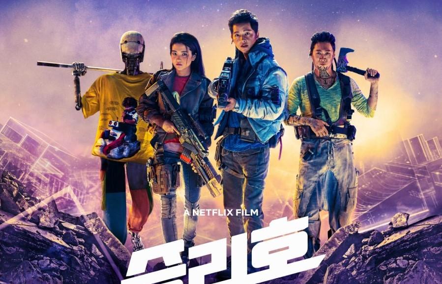 Movie Korea Space Sweepers Sub Indo
