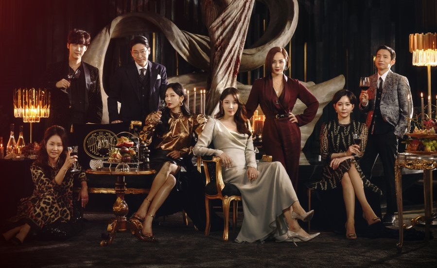Drama Korea The Penthouse Season 2 Sub Indo Episode 1 - 12