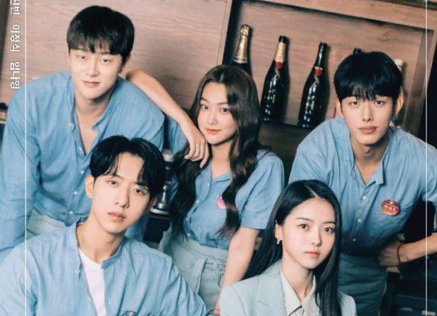 Drama Korea Summer Guys Sub Indo Episode 1 - 10