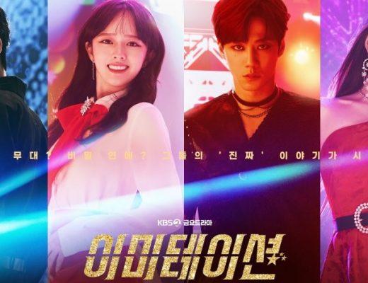 Drama Korea Imitation Sub Indo Episode 1 - 12