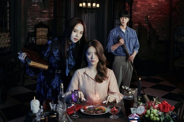 Drama Korea The Witch's Diner Sub Indo Episode 1 - 8(END)