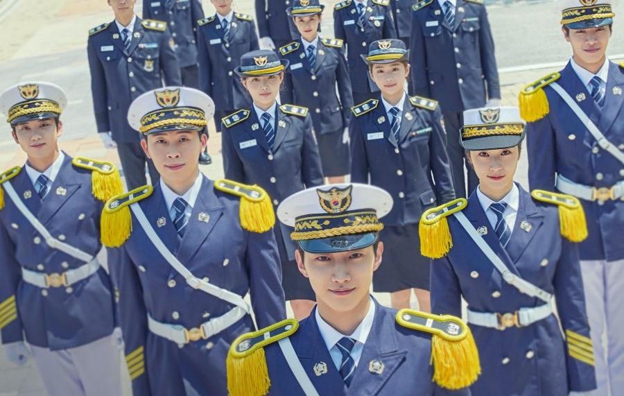 Drama Korea Police University Subtitle Indonesia